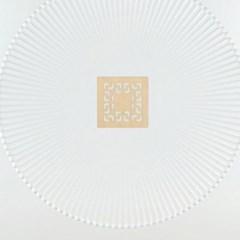 CP4545-P-W 알루미늄 합금 성수 차판-실버