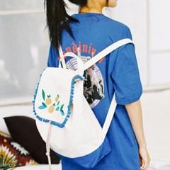 Tangerine backpack (blue)