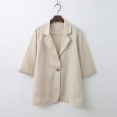 Linen Seven Jacket