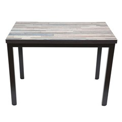 [가구느낌] LPM-1200x750-40각 식탁테이블 카페 4인_(970880)