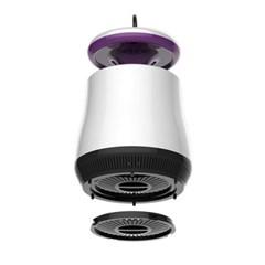 LED 유인램프 USB 날파리 모기퇴치기 모기잡는기계