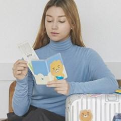 투명여권지갑_리틀라이언