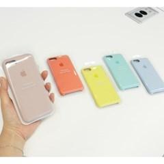 키키럽_iPhone silicon case_아이폰7/8/플러스