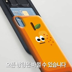 빌도르 카드케이스_맛있는 과일 (오렌지) Vol.1_6_(2107478)