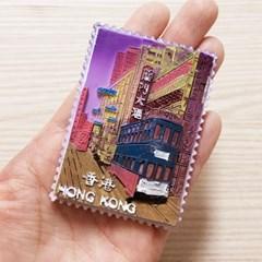 중국 홍콩 마카오 여행 냉장고자석, 마그넷, 마그네틱