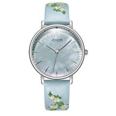 [쥴리어스스타 정품] JS-017 여성시계 손목시계 가죽밴드
