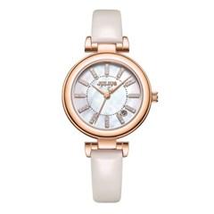 [쥴리어스스타 정품] JS-016 여성시계 손목시계 가죽밴드