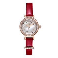 [쥴리어스스타 정품] JS-012 여성시계 손목시계 가죽밴드