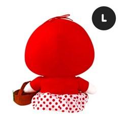 헬로키티 빨간망토 인형 L