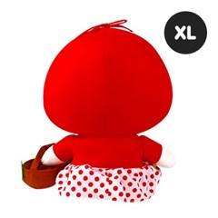 헬로키티 빨간망토 인형 XL