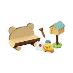 리멘트 리락쿠마 작은 숲의 집 (1BOX=6개)_(1360414)