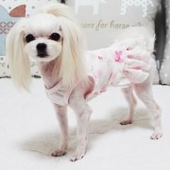 핑크토끼 여름 원피스