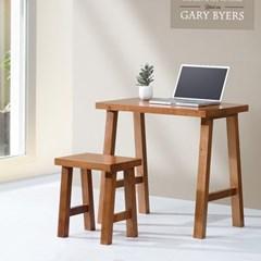 모던센스 1인 원목 테이블+의자세트 MS02