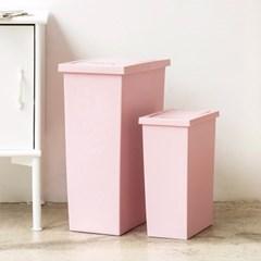 슬림스윙 휴지통 핑크에디션 20L