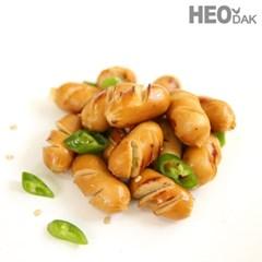 [허닭] 닭가슴살 비엔나 청양고추 64g