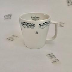 SMC _ antique mug