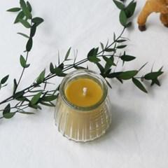 [Honey Bees Candle] 푸딩 밀랍초