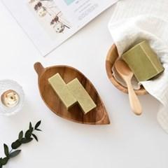 이즈솝 녹차어성초 로즈마리 수제비누