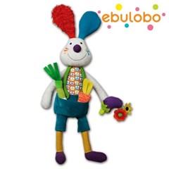 [에불로보] 프랑스 국민 애착인형 토끼 제프 액티비티