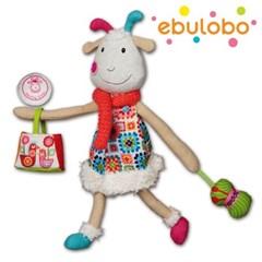 [에불로보] 프랑스 국민 애착인형 염소 휴고트 액티비티
