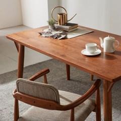 리치 4/6인용 원목 식탁테이블 1500세트(의자2개 , 벤치1개 포함)