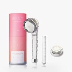 [무아스] 샤워핏 기본세트 (샤워기+1차 불순물 필터+2차 염소 필터)