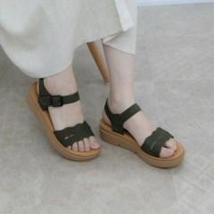 kami et muse 4.5cm platform heel strap sandals_KM19s341