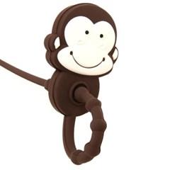플라이토 실리콘 원숭이 케이블타이 2P