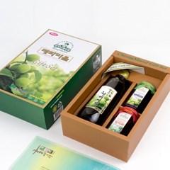 홍쌍리 유기농매실 매실청 매화마을 특6호