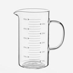 칵테일 믹싱 유리계량컵 소1개