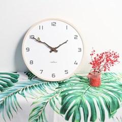 [타임데코] 어디에도 잘 어울리는 심플한 나뭇가지 벽시계