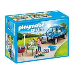 플레이모빌 반려동물 미용사와 차량(9278)