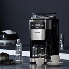 [리퍼] 위즈웰 WS4266 블랙라벨 그라인드앤드립/커피머신/커피메이커