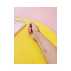 pp mini tattoos - 퍼즐 (2sheet)