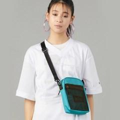 kiu가방 메쉬포켓 레인 미니 방수 숄더백 K108