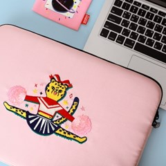 자수포켓 노트북파우치_Cheer up (13/15형)
