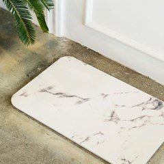 마리 규조토 욕실발판 디자인 발매트 3colors_(1218527)
