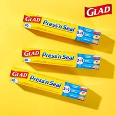 [GLAD]글래드 매직랩 컴팩트(12.3mx30cm) 3개 세트