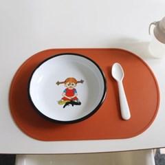 오브 실리콘 식탁매트 - 캬라멜