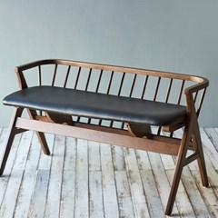 [채우리] 크레이프  3인 식탁 벤치 의자