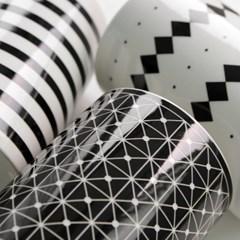 코이 패턴 1칸 수저통세트 3type 1P