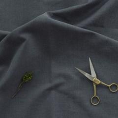 [Fabric] 마듀스 프로스트 그레이 Ma douce 100% Cotton Canvas