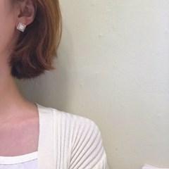 [진주 귀걸이] 르베 이어링