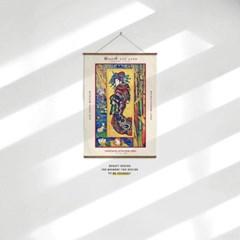 패브릭 포스터 명화 그림 일러스트 액자 빈센트 반 고흐 40