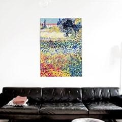 패브릭 포스터 풍경 꽃 식물 그림 액자 반 고흐 35