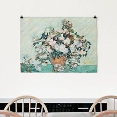 패브릭 포스터 보테니컬 아트 꽃 그림 액자 반 고흐 31