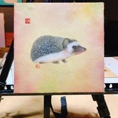 [텐텐클래스] (서초) 내 손으로 직접 그리는, 반려동물 초상화(4회)