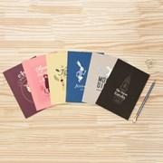 세계문학 스터디 노트 (6types)