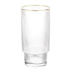 니코트 gold crystal 스택 글라스 long