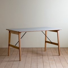 [찰스퍼니처] 린 리놀륨 사각형 테이블 02_1400